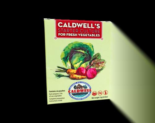 caldwell vegetable fermentation