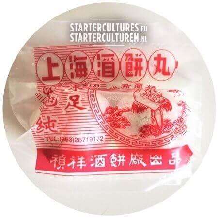 Chinese yeast balls