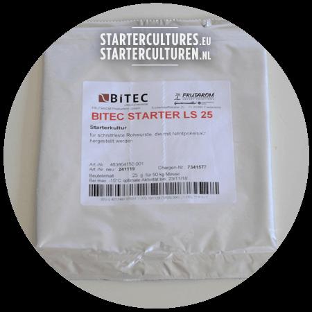 Worst startercultuur | bitec-LS-25