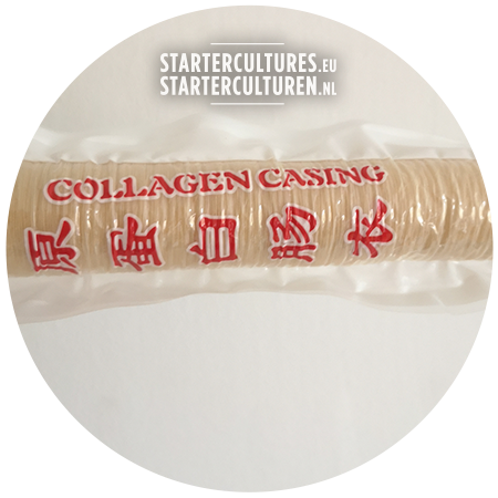 Collagen casing
