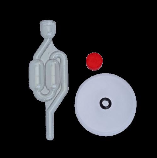 D82 lid plus waterlock