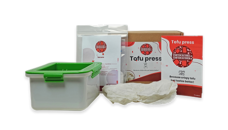 All in one tofu starter kit