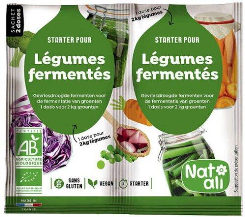 vegetable fermentation starter culture